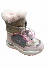 Зимние ботинки для девочки «Winter»