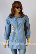Женская модная Ветровка с принтом