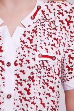 """Женская блуза """"Бантики"""""""