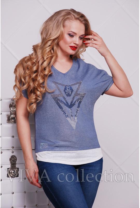 Женская Турецкая футболка