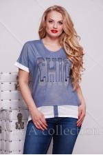 "Женская футболка ""CHIC"""