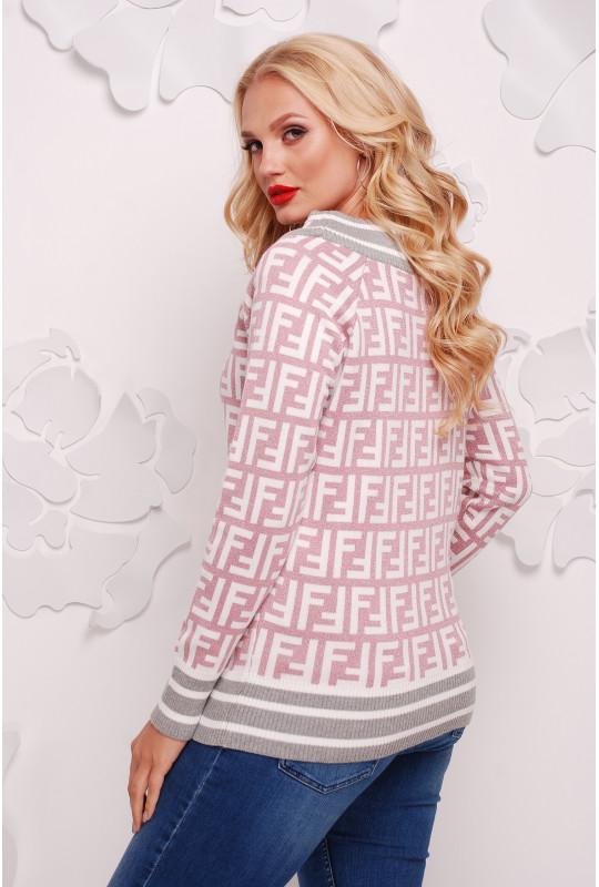 Женский свитер FENDI, Турция