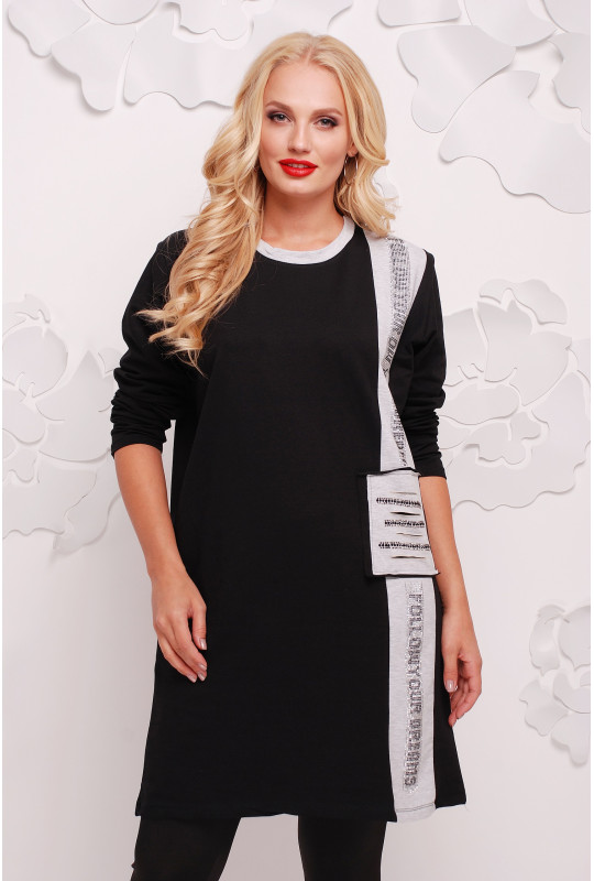 Платье со стразами (Турция)