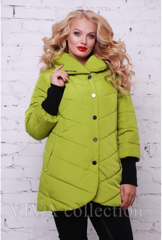 Женская демисезонная Куртка Шалька