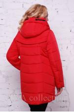 "Женская зимняя куртка ""Шнур"""