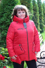 """Женская демисезонная куртка """"Эмблема"""""""