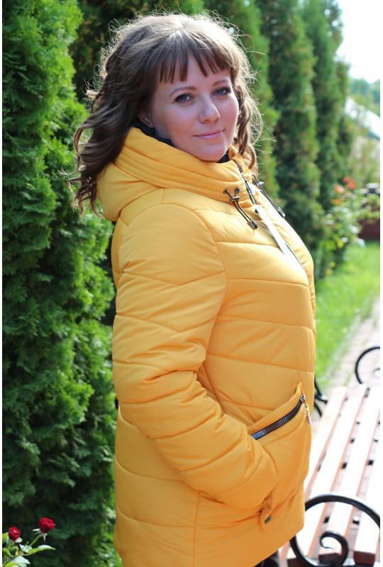 """Женская куртка парка """"Ира"""""""