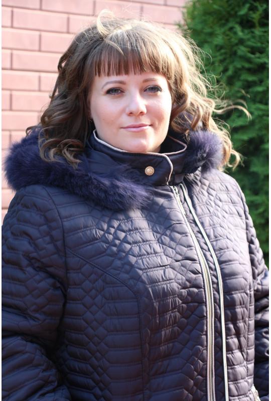 """Женская стеганая куртка """"ДОРА"""""""